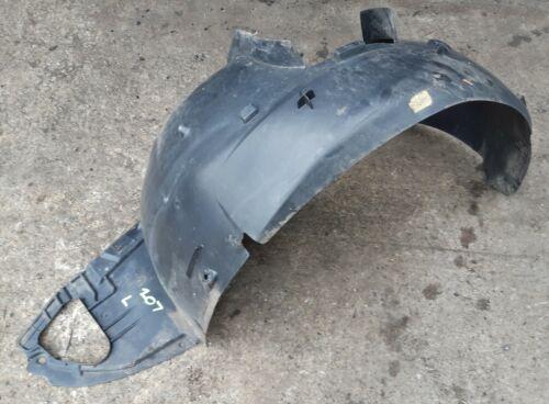 Peugeot 207 delantero Forro Interior Ala Protección contra salpicaduras Lado Izquierdo