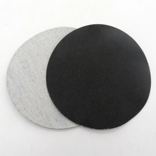 6/'/' 150mm Hook /& Loop Sanding Disc Wet or Dry Sandpaper Sander Pad 60-10000 Grit