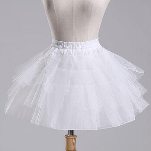Flower Girl dress Children Under skirt Kid Wedding Crinoline Children Petticoat