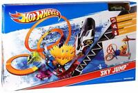 Hot Wheels Sky Jump Diecast Car Track Set Factory Sealed