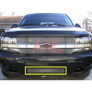 Details about AAL 2002 2003 2004 2005 Chevy Trailblazer Lt/Ls/Ss Bumper  Billet Grille Insert