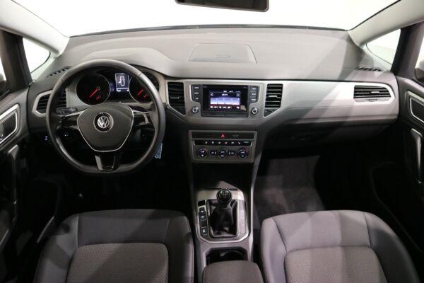 VW Golf Sportsvan 1,6 TDi 110 Comfortline BMT - billede 5