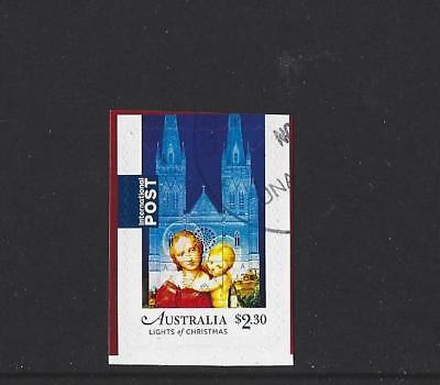 Praktisch Australien 2017 Christmas Selbstklebend International Briefmarke Gestempelt Rheuma Und ErkäLtung Lindern Australien Australien, Ozean. & Antarktis
