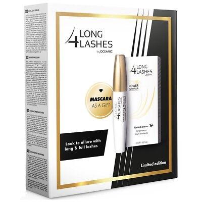 Long4Lashes LIMITED EDITION: FX5 Power Formula Wimpernserum 3ml + Mascara 10ml