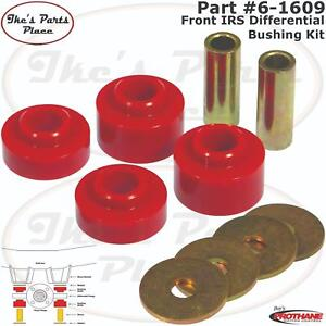 Prothane 6-1610-BL Differential Bushing Kit Fits 99-04 Mustang