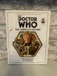 Doctor-Who-The-Complete-History-Issue-16-Vol-20-3rd-Doctor-Jon-Pertwee-BBC-TV