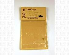 The Back Shop HO Brass Parts: 1 Inch Long Stem Globe Valves GV-04
