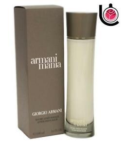 GIORGIO-ARMANI-034-Mania-034-After-Shave-Lotion-ml-100-VINTAGE-e-RARISSIMO