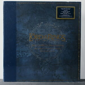 039-LORD-OF-THE-RINGS-TWO-TOWERS-Ltd-Edition-180g-BLUE-Vinyl-5LP-Box-Set-NEW