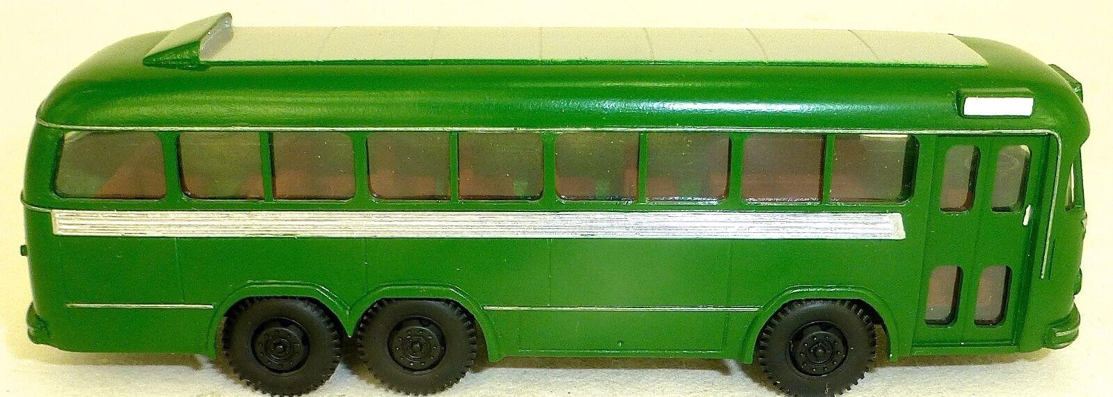 Tatra 500 HB 1949 vert v&v à la main modèle Modèle Bus h0 1 87 å