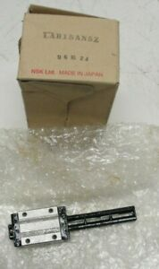 NSK-LINEAR-Guide-LAH15ANSZ-NOS-New