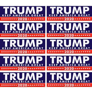 10PC-Donald-Trump-for-President-2020-Keep-America-Great-Again-Bumper-Sticker-Lot