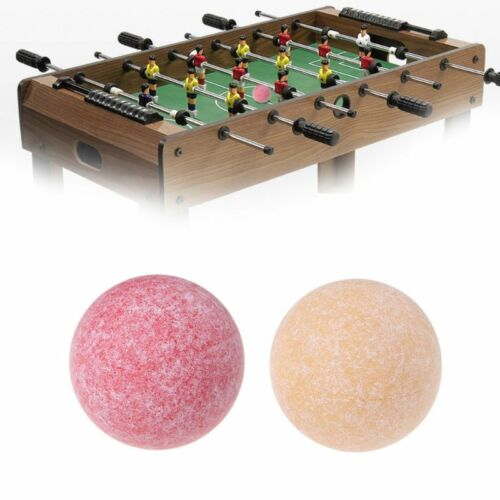 36mm Foosball Table Soccer Ball Fussball Surface Roughened Football Indoor Game