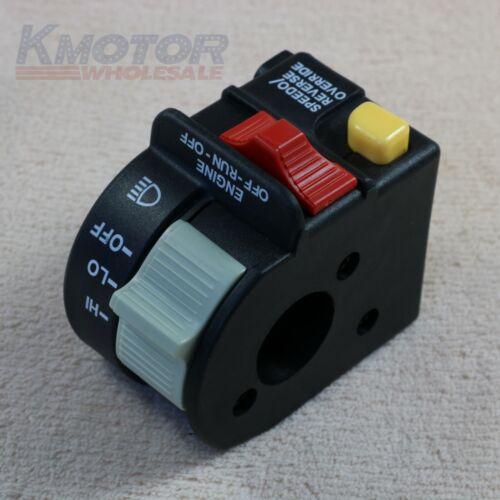 Left Handle Bar Switch For Polaris Xplorer Xpedition 325 400 425 1999 2000 2001