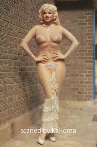 Jayne Mansfield rare printed photo size 4x5 inch 13x10cm  Foto #64