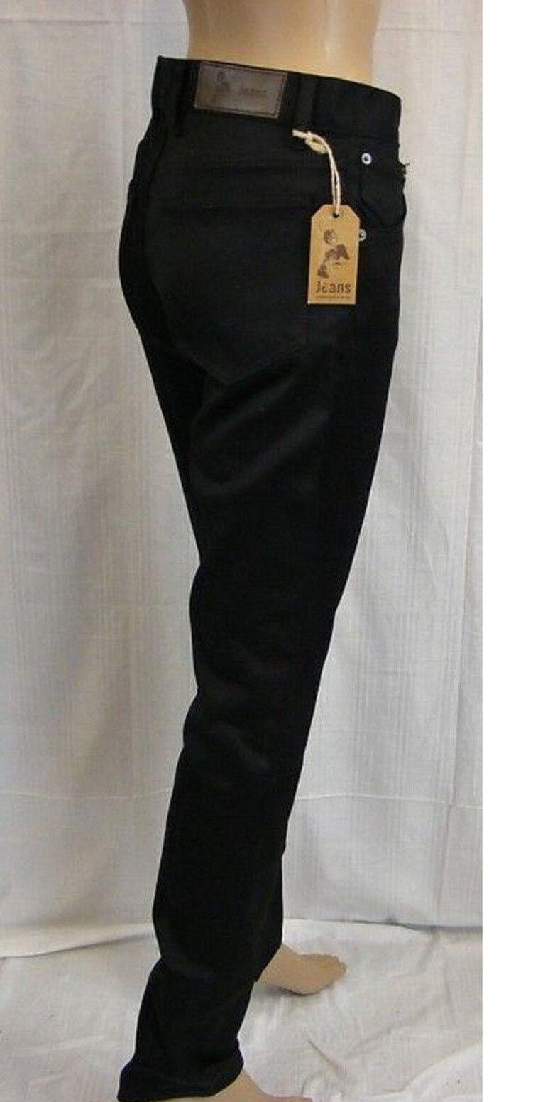 MARIA WESTERLIND   W26 L32    edle Designer Jeans  STYLISCH  schwarz  NEU cb314a