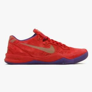 release date: 3cf2a 53ab3 Details about Nike MEN'S Zoom Kobe 8 VIII EXT YEAR OF THE SNAKE RED PURPLE  GOLD SIZE 12 NEW