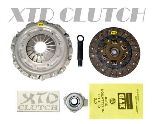 XTD OE CLUTCH KIT 99-02 SAAB 9-3 2.0T 1998 SAAB 900 W//SLAVE