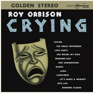 Roy-Orbison-Crying-New-Vinyl-LP-150-Gram-Download-Insert