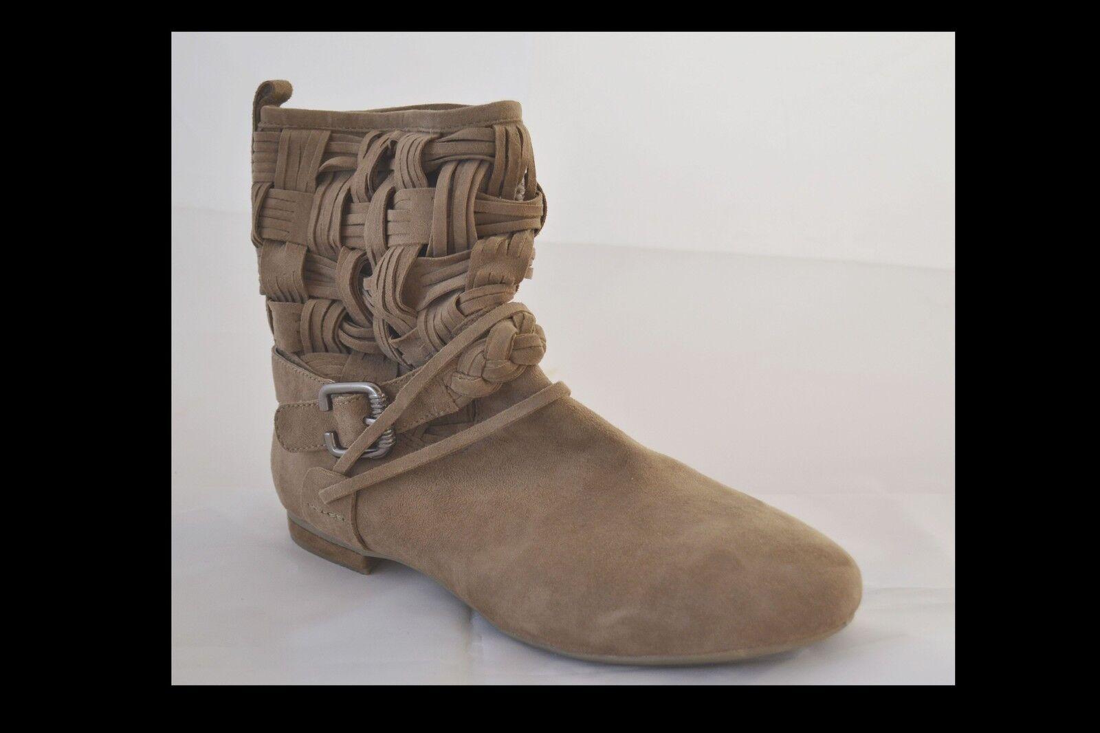 Zapatos Mujer Botas De Mujer Zapatos Dulce Con Moño Cremallera Lateral Tacón Aguja Fiesta Informal Puntera Puntiaguda f78472