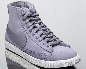 Nike WMNS Blazer Mid Premium women lifestyle sneakers NEW purple 403729-501