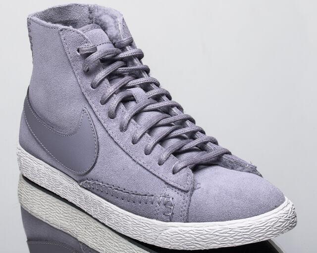 promo code 0490f 8a665 Nike WMNS Blazer Mid Premium women lifestyle sneakers NEW purple 403729-501