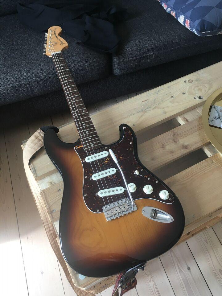 Elguitar, andet mærke Elguitar, Fender Custom