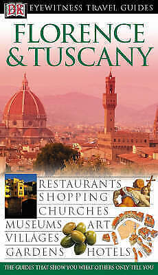 Florence and Tuscany (DK Eyewitness Travel Guide), Catling, Chris, Very Good Boo