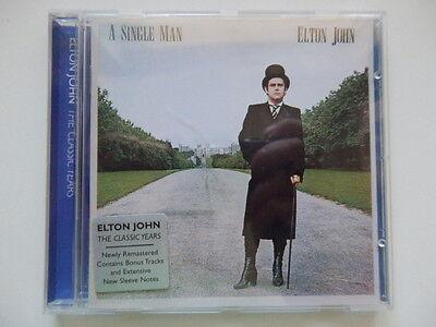 Elton John Classic years 16 track 1998 Remastered reissued CD album Rare