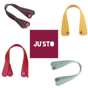 JU'STO MANICI CORTI per borsa componibile mod JHIGH-JPOPPY-JSETT-JTINY-JWIDE-