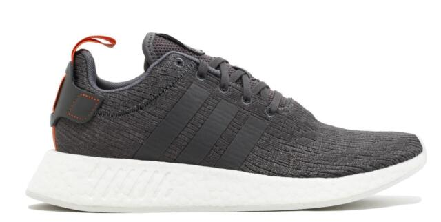 newest fefba 38c0e Adidas NMD R2 men's running shoes grey future harvest BY3014 sneakers  trainers