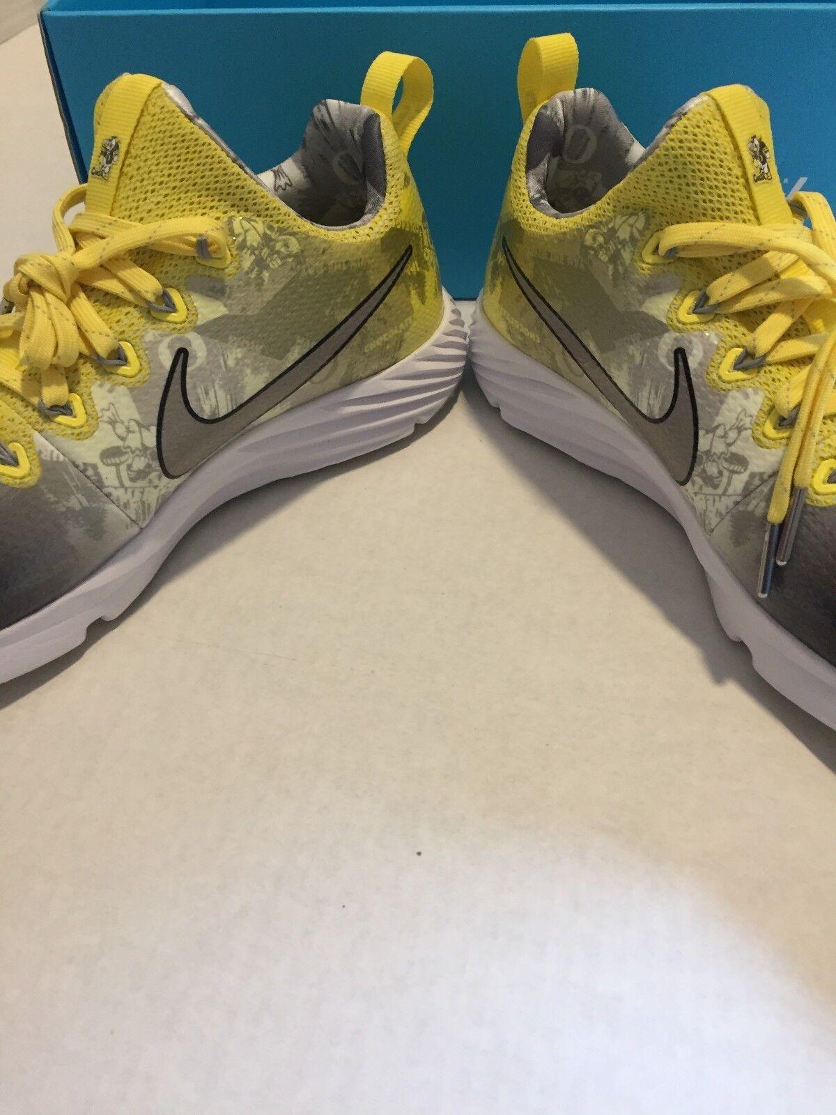 Nike oregon enten enten enten doernbecher tritt krebs vapor geschwindigkeit rasen db mens größe 8 nolid 69420a