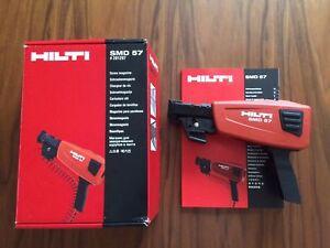 SD 6000 SD 4500 Tournevis Foret, HILTI Depth jauge//tête pour SD 5000