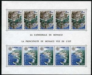 1978-MONACO-BLOC-N-14-DENTELE-EUROPA-xx