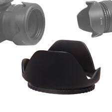 67mm Reversible Petal Flower Lens Hood For Nikon Canon Olympus DSLR Camera