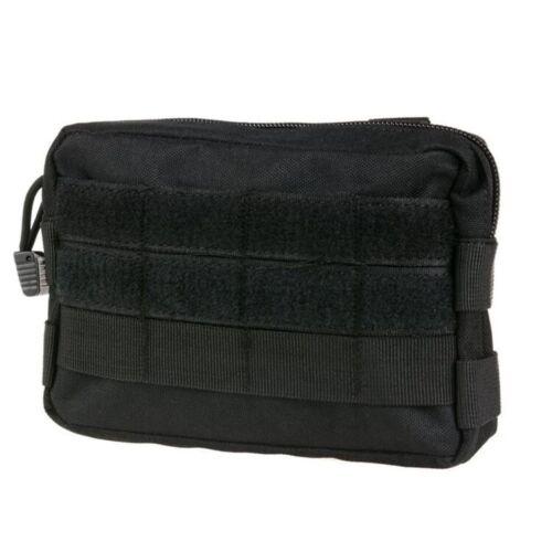 Tactical Molle Bag Belt Waist Pack Military Pouch Waist Fanny Pack Phone Pocket