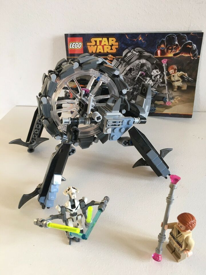 Lego Star Wars, 75040 General Greivous Bike