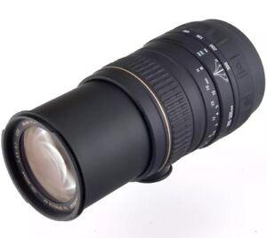 Quantaray-AF-100-300mm-F4-5-6-7-lens-MINOLTA-A-camera-SONY-Alpha-dSLR-A77-A550