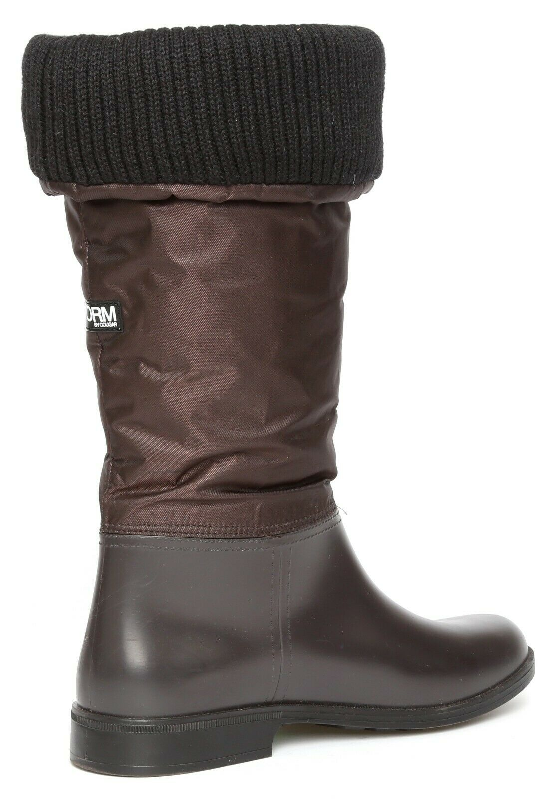 Storm By Cougar Womens Dark Brown Stowe Boots Sz Sz Sz 11 8007  e909a8
