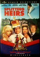 Splitting Heirs (1993) Rick Moranis Eric Idle John Cleese Barbara Hershey Sealed