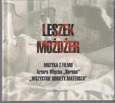 LESZEK MOZDZER - WSZYSTKIE KOBIETY MATEUSZA OST CD POLSKA POLAND POLEN POLONIA