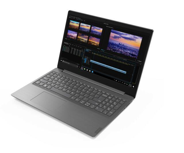 "COMPUTER PORTATILE NOTEBOOK LENOVO V15 15,6"" AMD RAM 4GB SSD 256GB WEBCAM WIN 10"