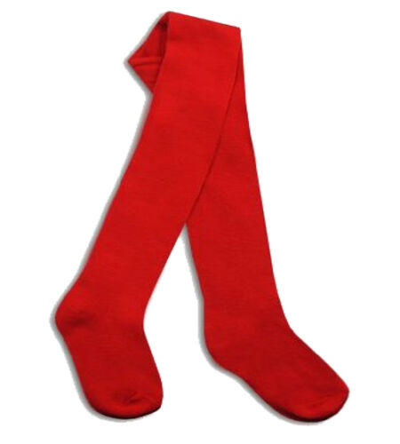 6 PAIRS GIRLS SUPER SOFT COTTON LYCRA WARM TIGHTS IDEAL FOR SCHOOL /& DRESSES