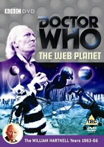 Doctor-Who-The-Web-Planet-DVD-1965-Region-2