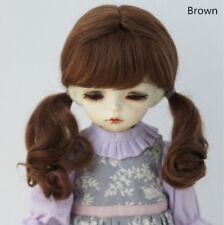 DOLL WIG FLIP STYLE Brown size 6//7 Ellowyne Wilde Iplehouse Kaye Wiggs