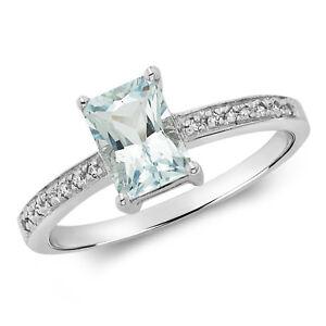 Aquamarine-and-Diamond-Ring-White-Gold-Emerald-Cut-Engagement-Certificate