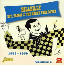 Various Artists - Hillbilly Bop Boogie & Honky Tonk Blues 5 / Various [New CD] U
