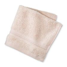Fieldcrest MicroCotton Spa Hand Towel Peach Stripe
