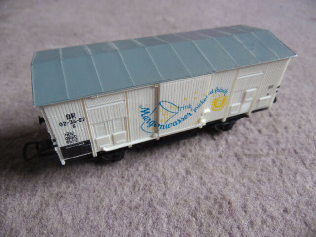 WAGON DC marchandise MARGENWASSER DR PIKO HO (98) coach waggon