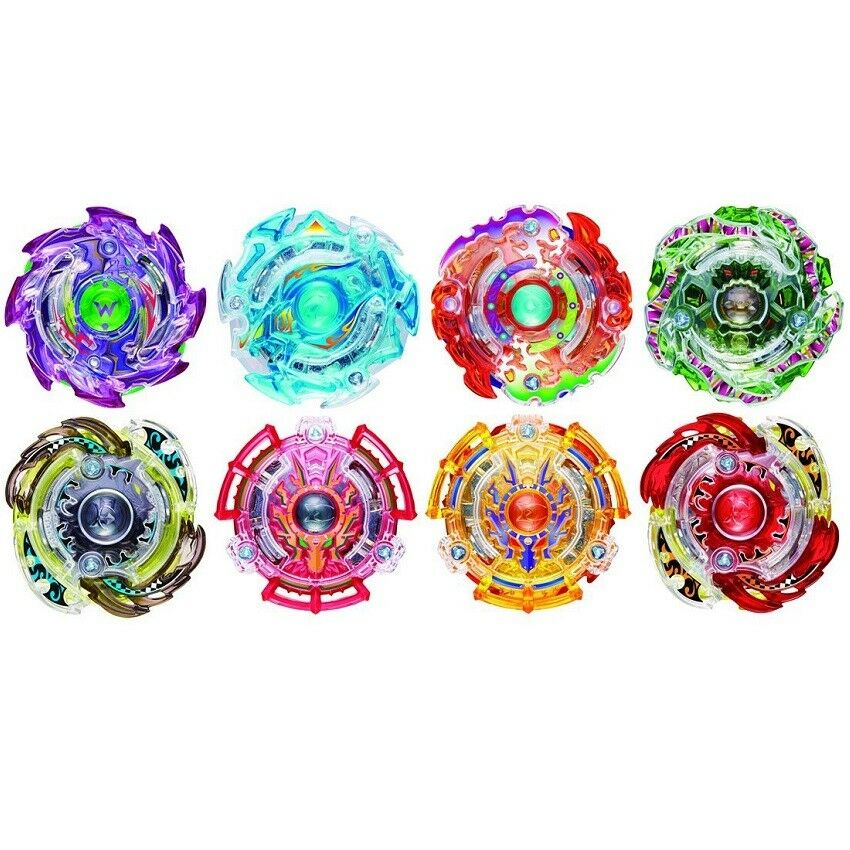 Youngtoys Beyblade B-80 Random Booster Vol.6